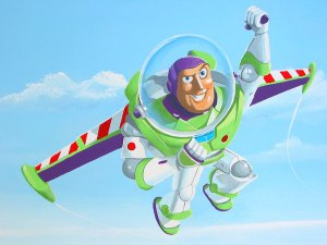 To infinity and beyond - what I said this Sunday