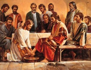 My sermon for Maundy Thursday
