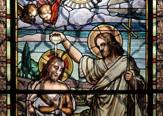 Baptism of Jesus 7713670_m